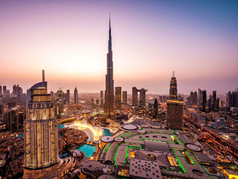 Dubai: το στολίδι της μέσης Ανατολής.